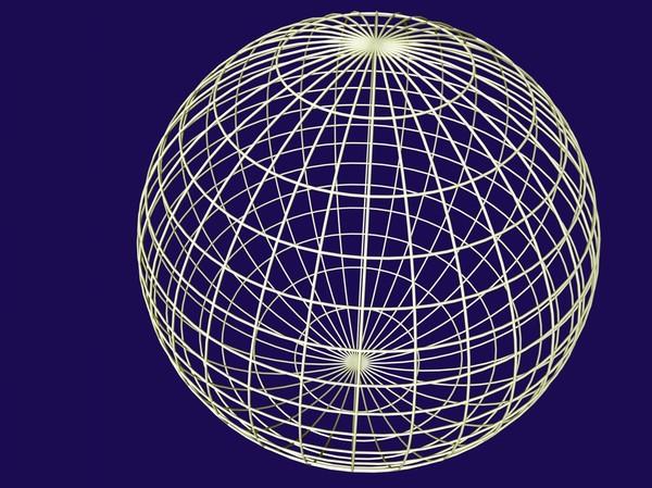 """Wireframe Spheres [Split From """"Quickfur's Renders""""]"""